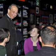 Archbishop welcome post