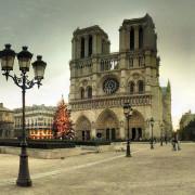Paris attacks post