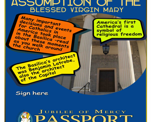 Passport Door of Mercy 2